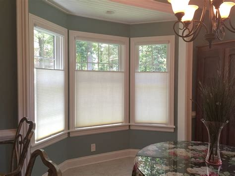cordless top bottom up shades reviews graber cellular shades renew the look of a kitchen
