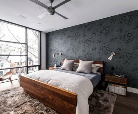 ideen fuer maennliches schlafzimmer design