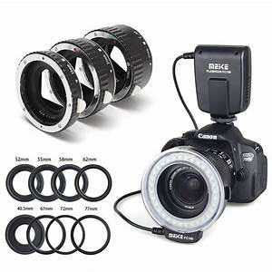 Aliexpress Com   Buy Meike Fc 100 Fc100 Macro Ring Flash