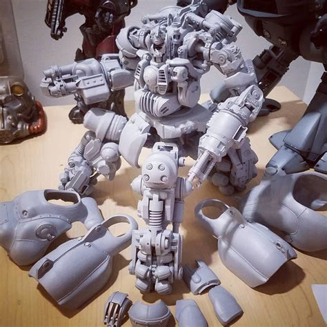 how to decorate office at fallout 4 sentry bot 3d print pic 4 htxt africa