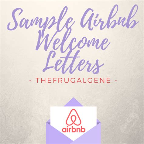 airbnb template messages  letters security deposits