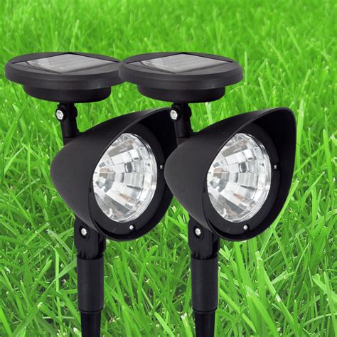 cheap outdoor solar powered lighting for your smarthome