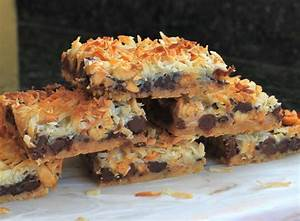 From Which Things Grow: Chew on This | 7 Layer Cookie Bars
