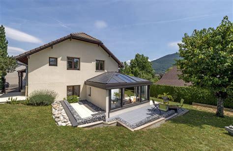 aluminium veranda v 233 randas extensions et menuiserie aluminium 224 annecy