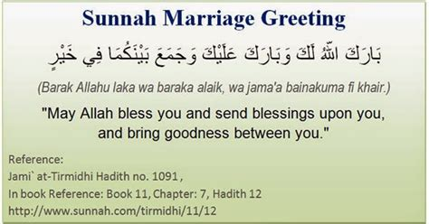 islamic marriage wishes