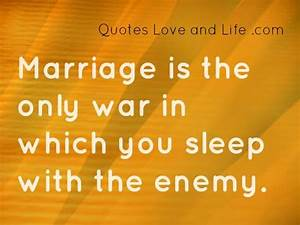 17 Best Marriag... Funny Anti Marriage Quotes