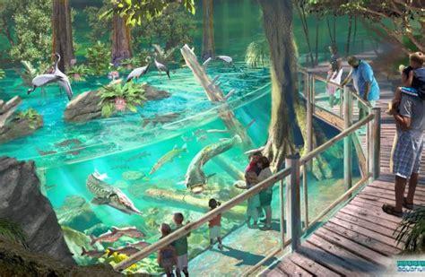 mississippi aquarium eley guild hardy architects