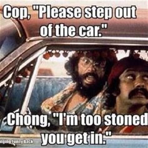 Cheech And Chong Meme - i invented a game where people get so stoned they can barely walk and chase each other around