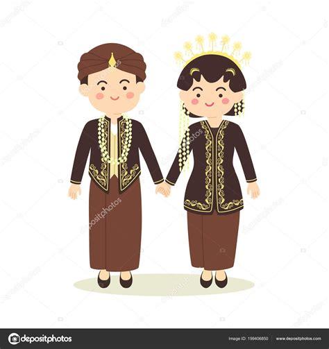 gaun pengantin vektor inspirasi pernikahan