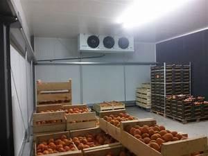 nos installations dans le tertiare With chambre froide pour fruits et legumes