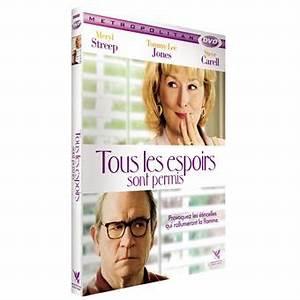 Tous Les Permis : tous les espoirs sont permis dvd zone 2 david frankel meryl streep tommy lee jones ~ Maxctalentgroup.com Avis de Voitures