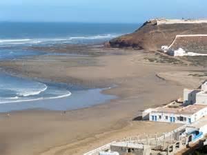 Sidi Ifni Morocco Beach
