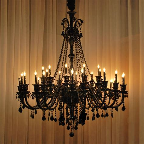 real candle chandelier otbsiu