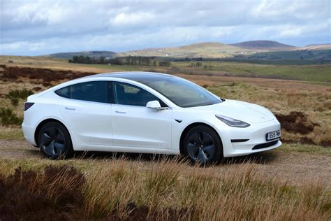 The Tesla Model 3 is being updated (details): Updated with ...