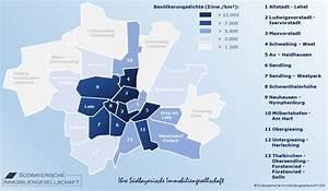 Möbelhäuser Und Einrichtungshäuser München : bev lkerungsdichte m nchen stadtteile s dbayerische immobilien ~ Bigdaddyawards.com Haus und Dekorationen