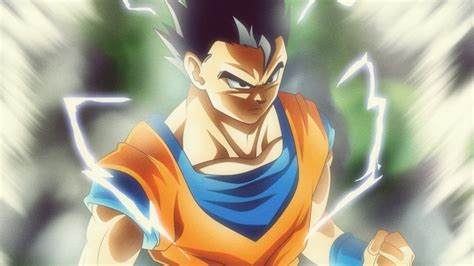gohan  universe  dragon ball super episode