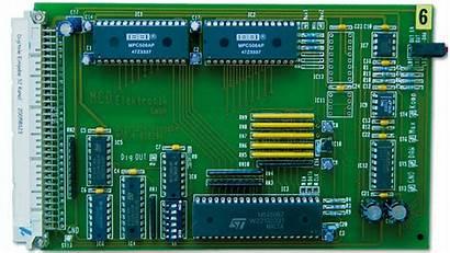 Input Digital Mcd Card Channel Elektronik Analog