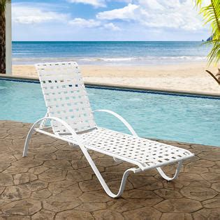 grand resort commercial basket weave chaise lounge white 2 pk grand resort commercial basket weave chaise lounge white