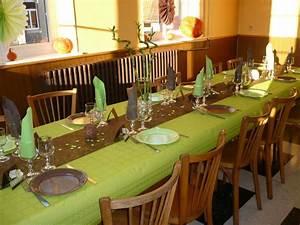 Décoration De Table Anniversaire : anniversaire de louis d co de table le scrap de missrubans ~ Melissatoandfro.com Idées de Décoration