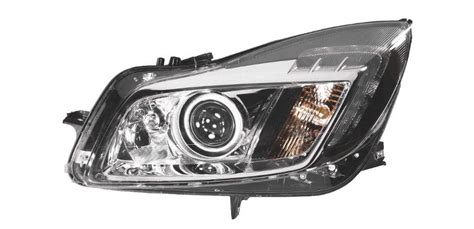 Headlight Lens Components, Types & Regulations