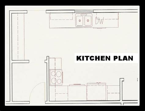 galley kitchen design plans galley kitchen floor plans besto 3695
