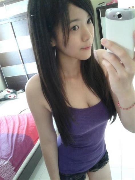 The Sexy Asian Babe 8 S 7 Schoolgirls And 25 Selfies