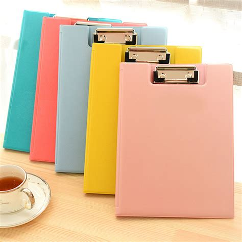 Office Supplies Paper Holder by New Plastic A4 Paper File Folder Cover Holder Document