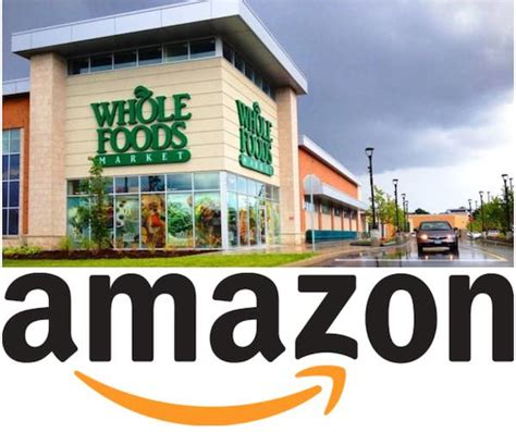 Whoa! Amazon Buying Whole Foods For $137 Billion
