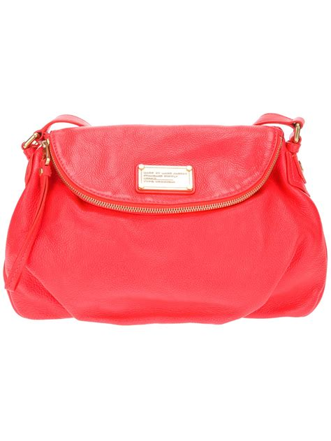 marc by marc bag in pink lyst