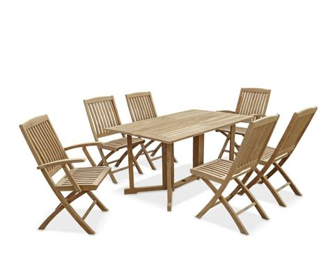 outdoor rectangular table and chairs shelley rectangular folding garden table and chairs set