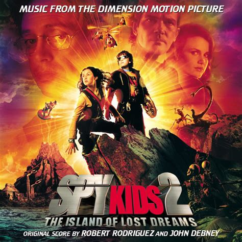 spy kids   island  lost dreams spy kids wiki