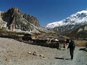nepal trek to manang 17