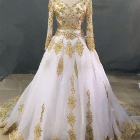 bridal wear muslimah fashion kaftan abaya cantik baju