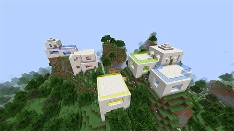 Minecraft Moderne Häuser Bilder by Minecraft Moderne H 228 User V 2 0 Maps Mod F 252 R Minecraft