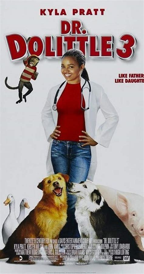 Dr Dolittle 3 (video 2006) Imdb
