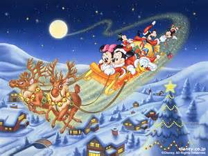 merry christmas background disney wallpaper wallpapermine com