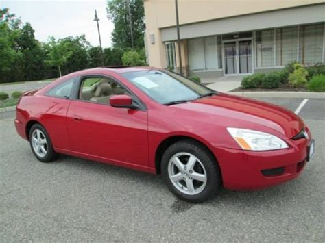 2005 Honda Accord Specs by 2005 Honda Accord Ex L Coupe Data Info And Specs