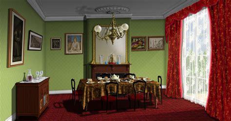 dining room geffrye uk