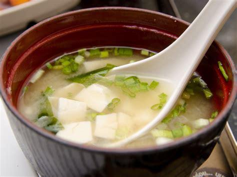 table a manger cuisine soupe miso traditionnelle recette de soupe miso