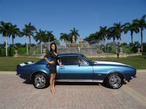 Carpet Ft Myers by 1967 Chevy Camaro Ss 350 330 Hp 4 Speed Auto A C For Sale