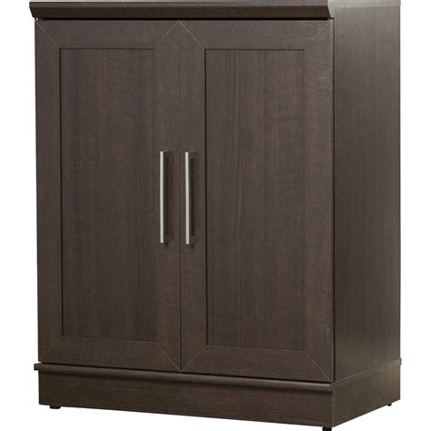 sauder home plus storage sauder homeplus 2 door storage cabinet reviews wayfair