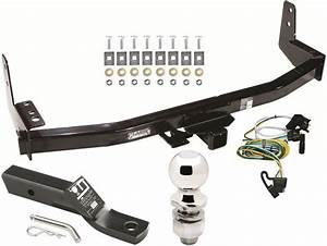 Complete Trailer Hitch Package W   Wiring Kit For 1997