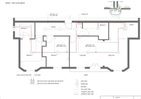 Home Wiring by House Wiring Diagram Most Commonly Used Diagrams For Home