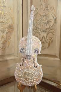 Embellished Violin