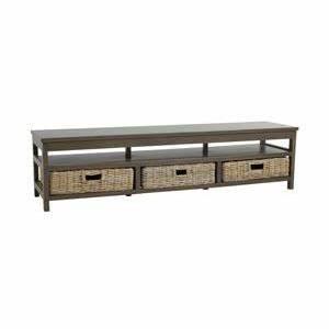 Meuble Tv Manguier : meuble tv manguier achat vente meuble tv meuble tv manguier soldes cdiscount ~ Teatrodelosmanantiales.com Idées de Décoration