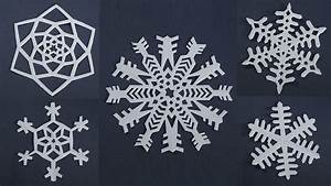 How To Wiki 89  How To Make Snowflakes For Kids