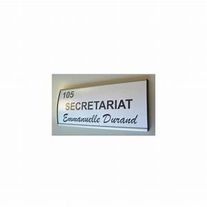 Plaques De Portes : mod le galb plaques de porte ~ Melissatoandfro.com Idées de Décoration