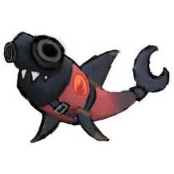 TF2 Pyro Shark Spray
