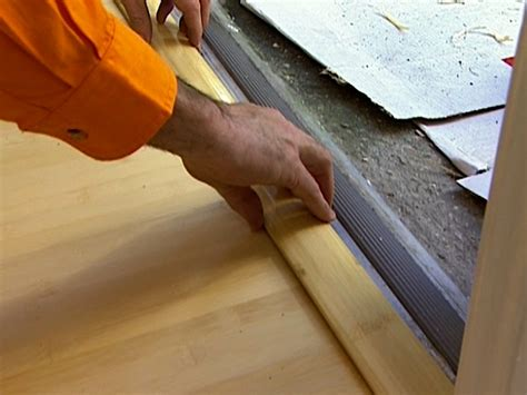 install floor molding how to install laminate flooring how tos diy