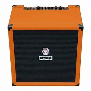 Orange Crush Bass 100 Amplifier 100 Watt Electric Bass